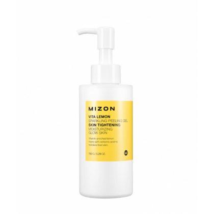 Пилинг-гель с экстрактом лимона Mizon Vita Lemon Sparkling Peeling Gel, 150мл