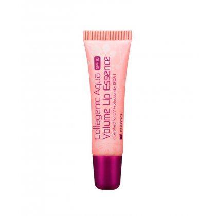 Бальзам для губ с коллагеном Mizon Collagenic Aqua Volume Lip Essence SPF10+, 10мл