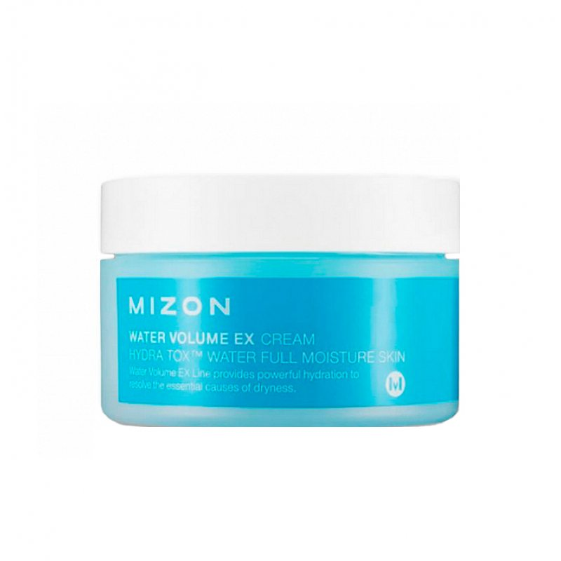 Крем увлажняющий для лица и шеи Mizon Water Volume Ex Cream, 100мл
