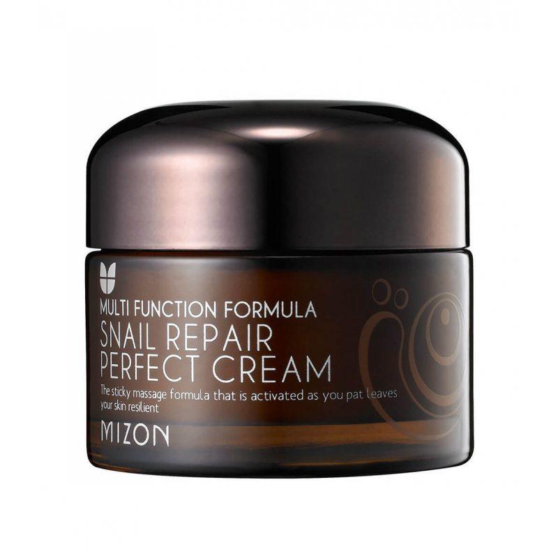 Крем с экстрактом улитки питатательный Mizon Snail Repair Perfect Cream, 50мл