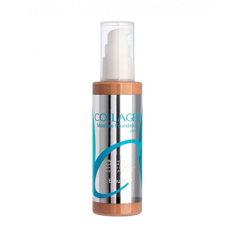 Тональная основа Enough Collagen Moisture Foundation #23, 100мл