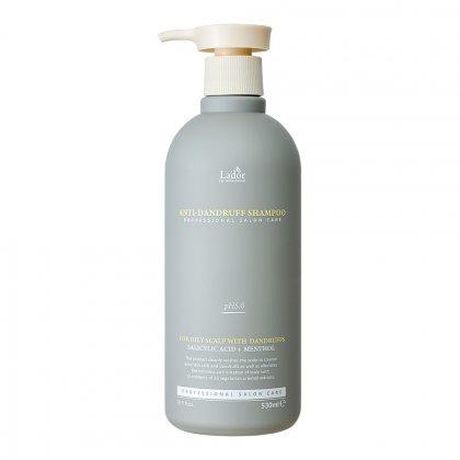 Шампунь против перхоти La'dor Anti-Dandruff Shampoo, 530мл