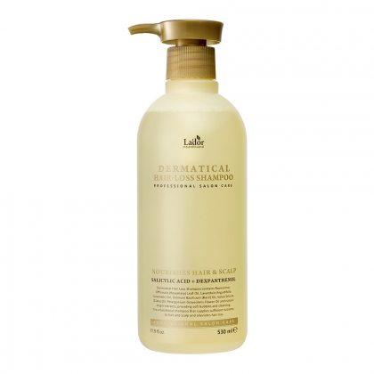 Шампунь против выпадения волос La'dor Dermatical Hair Loss Shampoo, 530мл