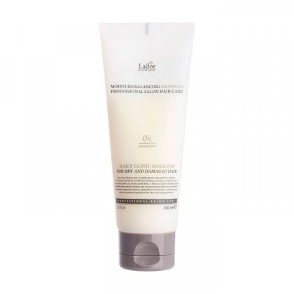 Шампунь для волос увлажняющий La'dor Moisture Balancing Shampoo, 100мл