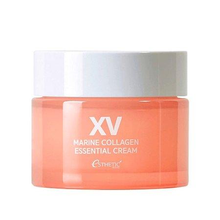 Крем с морским коллагеном ESTHETIC HOUSE XV Marine Collagen Essential Cream, 50мл