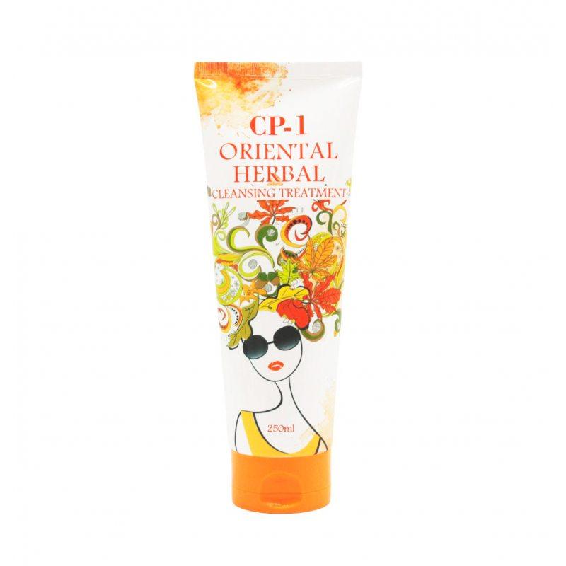 Маска для волос восточные травы ESTHETIC HOUSE CP-1 Oriental Herbal Cleansing Treatment, 250мл