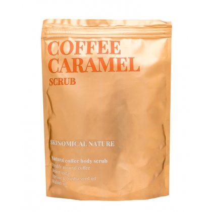 Скраб для тела кофе и карамель Skinomical Body Scrub, 250г