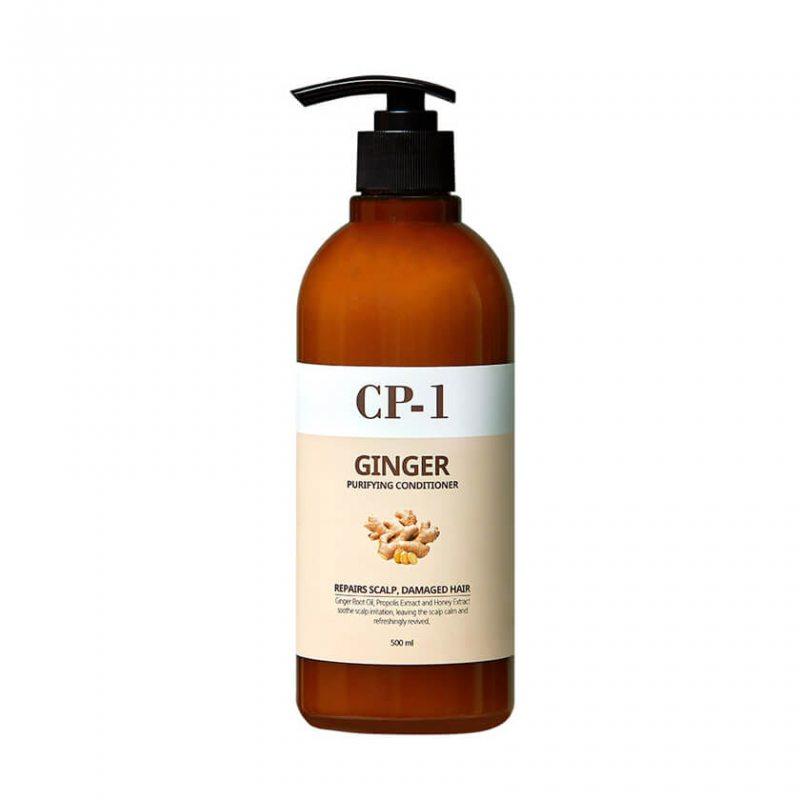 Кондиционер для волос имбирный ESTHETIC HOUSE Ginger Purifying Conditioner, 500мл