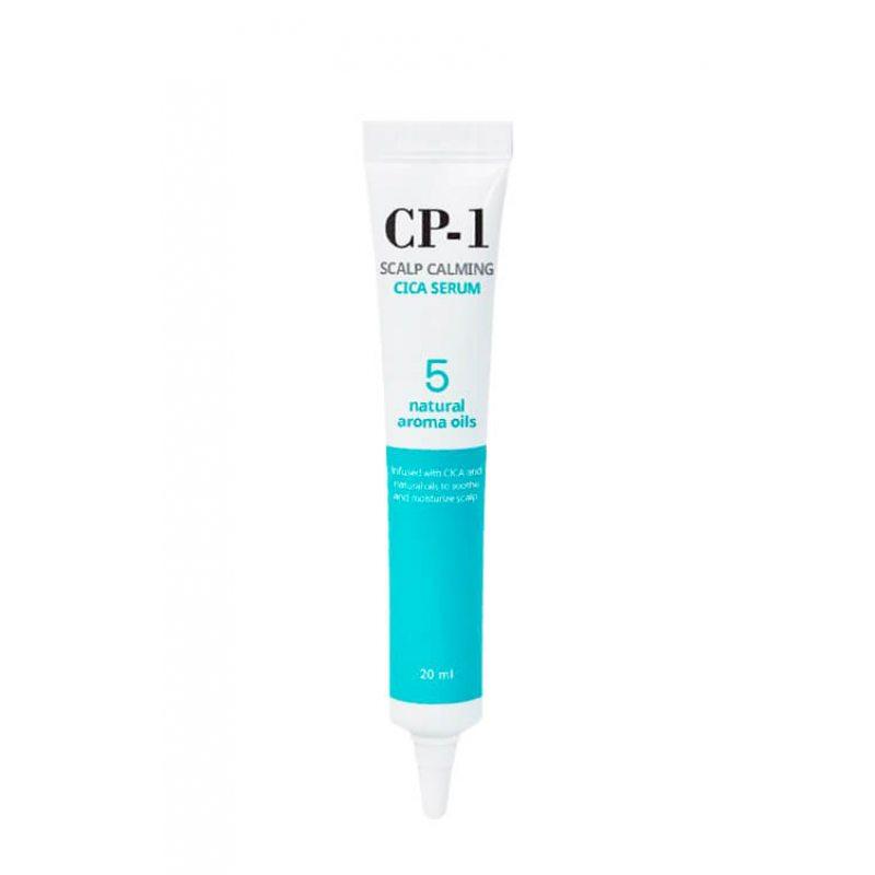 Сыворотка успокаивающая с центеллой для кожи головы ESTHETIC HOUSE CP-1 Scalp Calming Cica Serum, 20мл