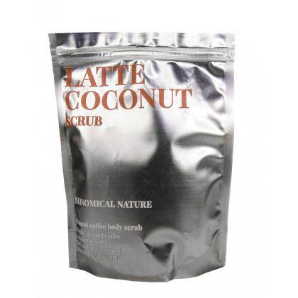 Скраб для тела латте и кокос Skinomical Body Scrub, 250г