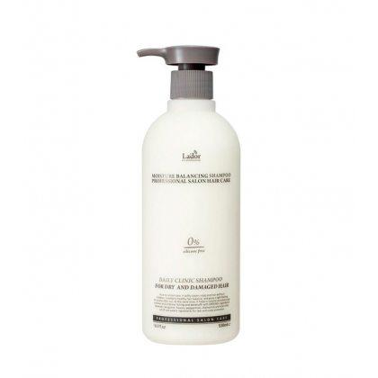 Шампунь для волос увлажняющий La'dor Moisture Balancing Shampoo, 530мл