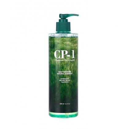 Шампунь натуральный увлажняющий для волос ESTHETIC HOUSE CP-1 Daily Moisture Natural Shampoo, 500мл