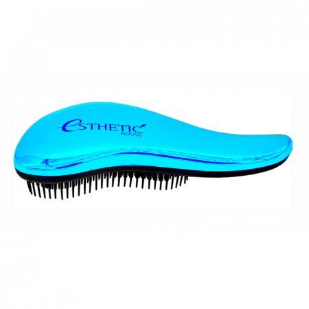 Расческа для волос лазурная Esthetic House Hair Brush For Easy Comb Blue