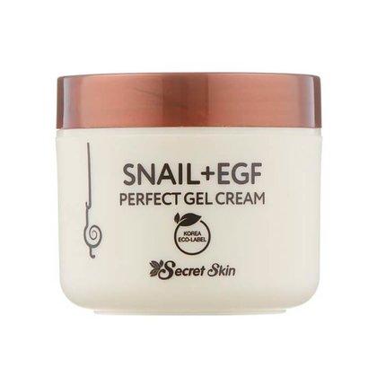 Крем-гель для лица с экстрактом улитки Secret Skin Snail + Egf Perfect Gel Cream, 50г